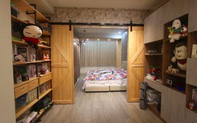 新屋裝潢超省錢,高機能的室內設計
