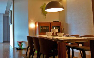 廚房設計 | 10款溫馨感爆表的餐桌設計&8款精選吧台、中島設計