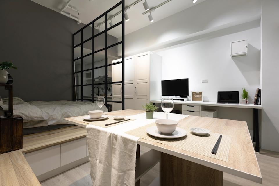 廚房設計,PULO 裝潢平台—臺北室內設計師,楊舜凱作品。