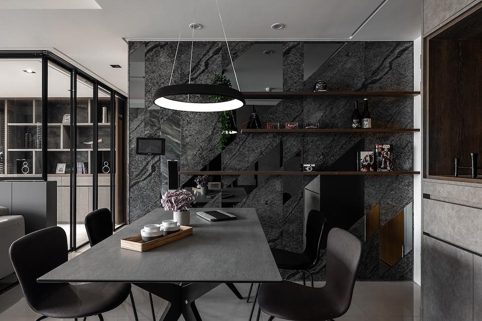廚房設計,PULO 裝潢平台—台北室內設計師,陳春谷作品。