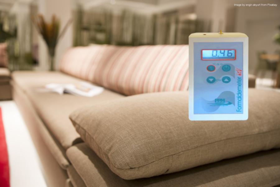 健康的居家環境,甲醛值須低於0.08ppm主圖