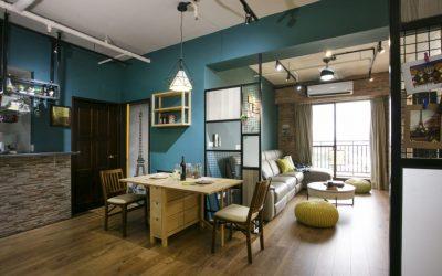 桃園溫感居家設計-超高品質宅家當奶爸,再忙也要陪你一起長大