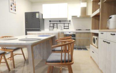 台南裝潢系統櫃設計案例-把空間留白就能怦然心動