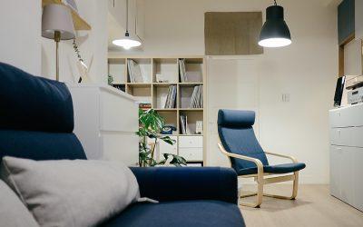 低預算老屋裝潢翻新-北歐IKEA無印風,一個人重生的契機