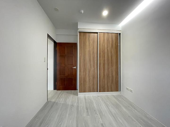 小臥室設計收納,PULO裝潢案例作品。