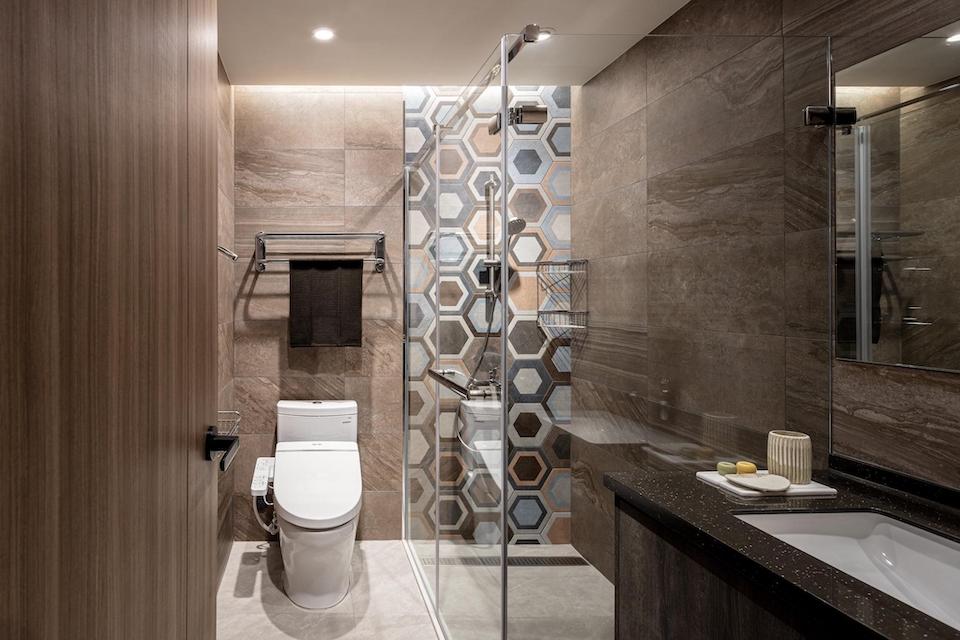 廁所、浴室裝潢該注意什麼細節?35個衛浴裝潢的實用重點整理!-乾濕分離