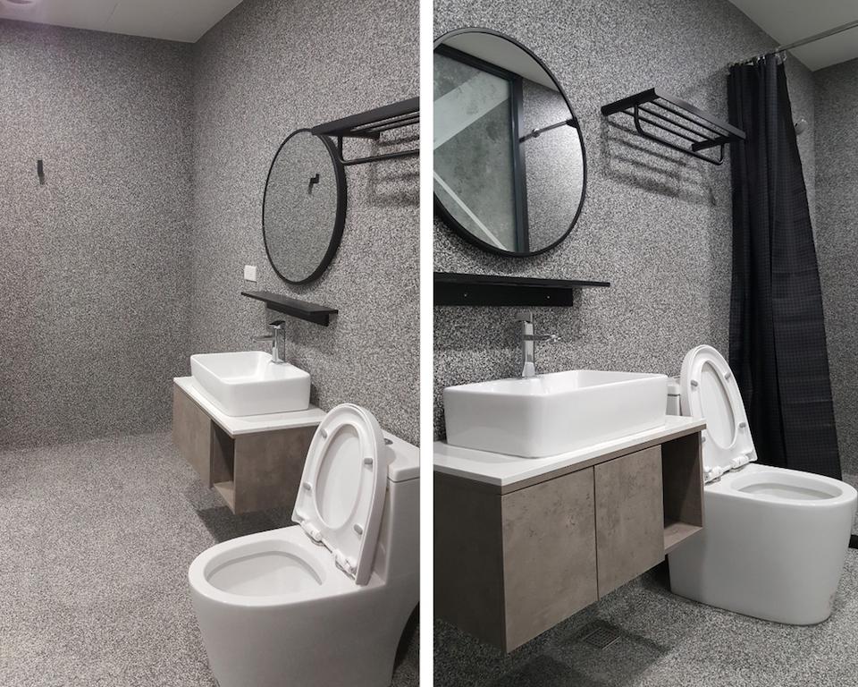 廁所、浴室裝潢該注意什麼細節?35個衛浴裝潢的實用重點整理!-防水地磚