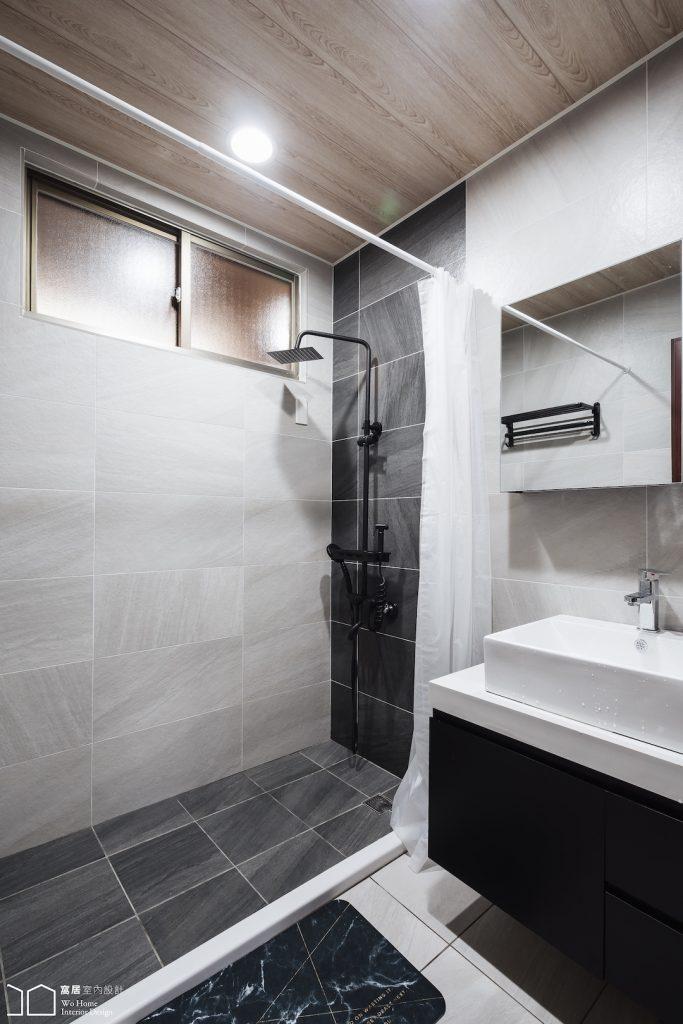 廁所、浴室裝潢該注意什麼細節?35個衛浴裝潢的實用重點整理!-乾濕分離、浴簾